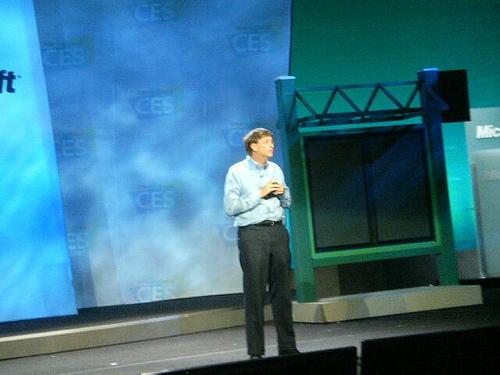 Bill Gates Keynote at CES