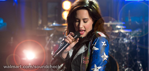 Demi Lovato Performs Songs from New Album